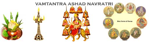 Information on ashad navratri puja and its benefits