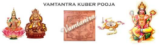 kuber puja for wealth
