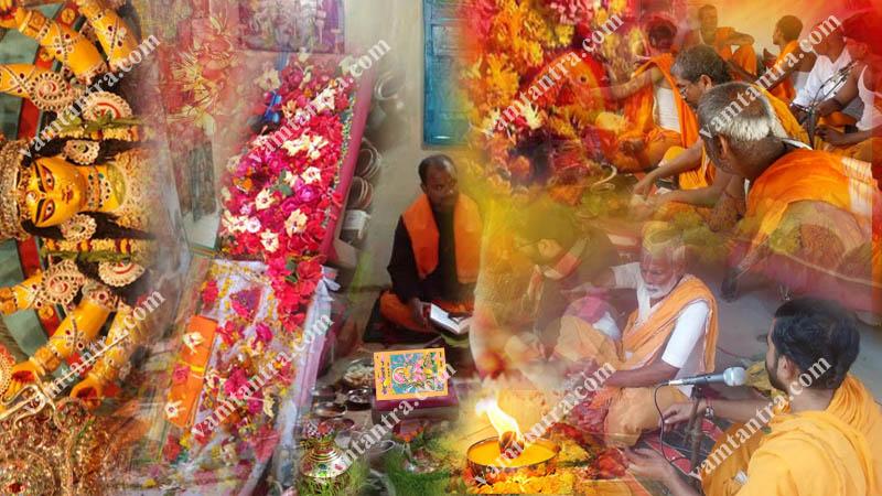 Navratri Puja Vidhi   Step By Step Navratri Puja Vidhi at Home