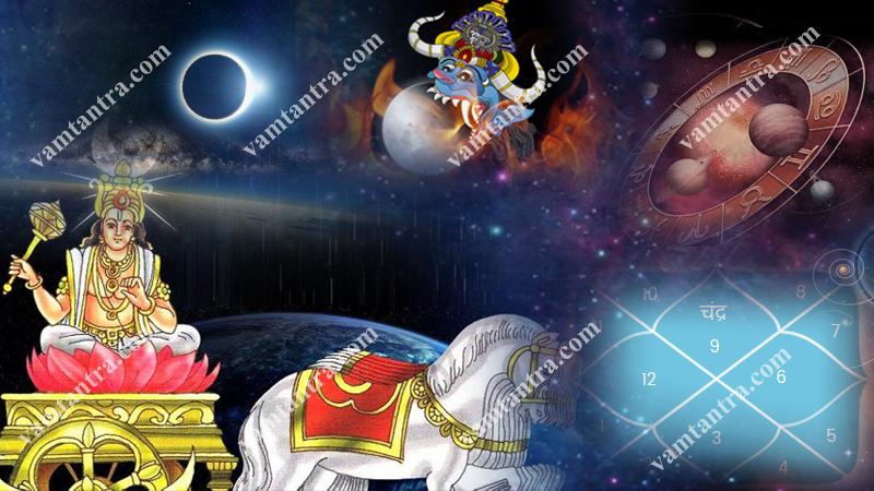 Grahan Yoga or Grahan Dosh in Horoscope, Remedies, Shanti Puja
